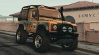 Land Rover Defender 90 v1.1