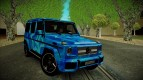 Mercedes-Benz G65 Blue Star