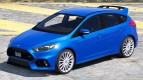 2016-2017 Ford Focus RS 1.0