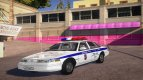 Ford Crown Victoria Police DPS 1997