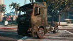 Mercedes-Benz Actros MP4 4X2