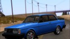 Volvo 242 Turbo 1983-Stock