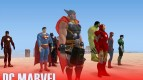 DC MARVEL Ultimate Alliance by crow