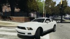 Ford Mustang V6 2010 Chrome v 1.0