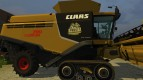 Claas Lexion 780 Cat
