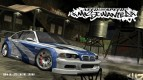 BMW M3 GTR Engine Sound (Need For Speed Most Wanted)