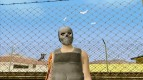 The guy in the skull mask from GTA Online