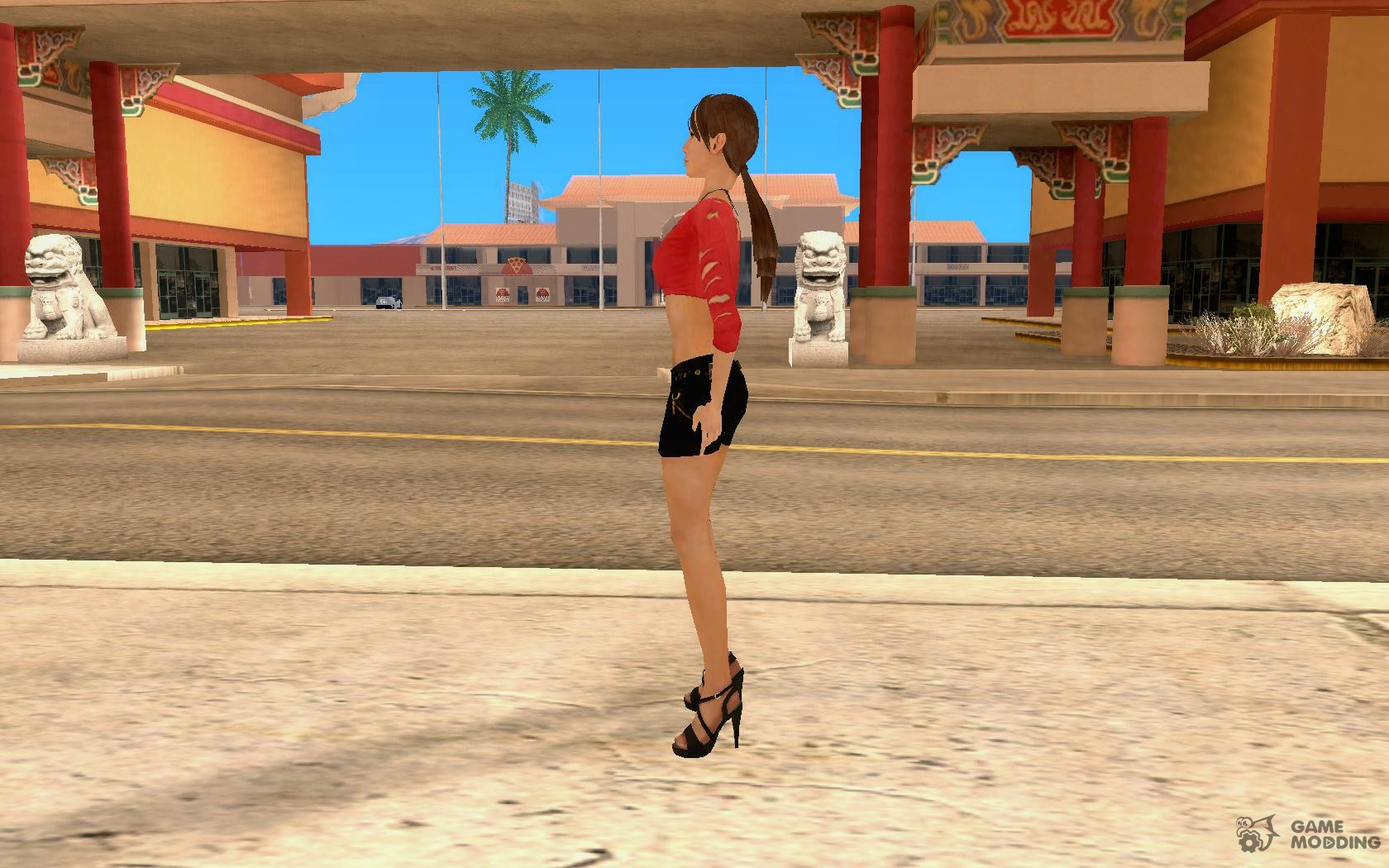 Gta san andreas sexy beach girls image sexy photo