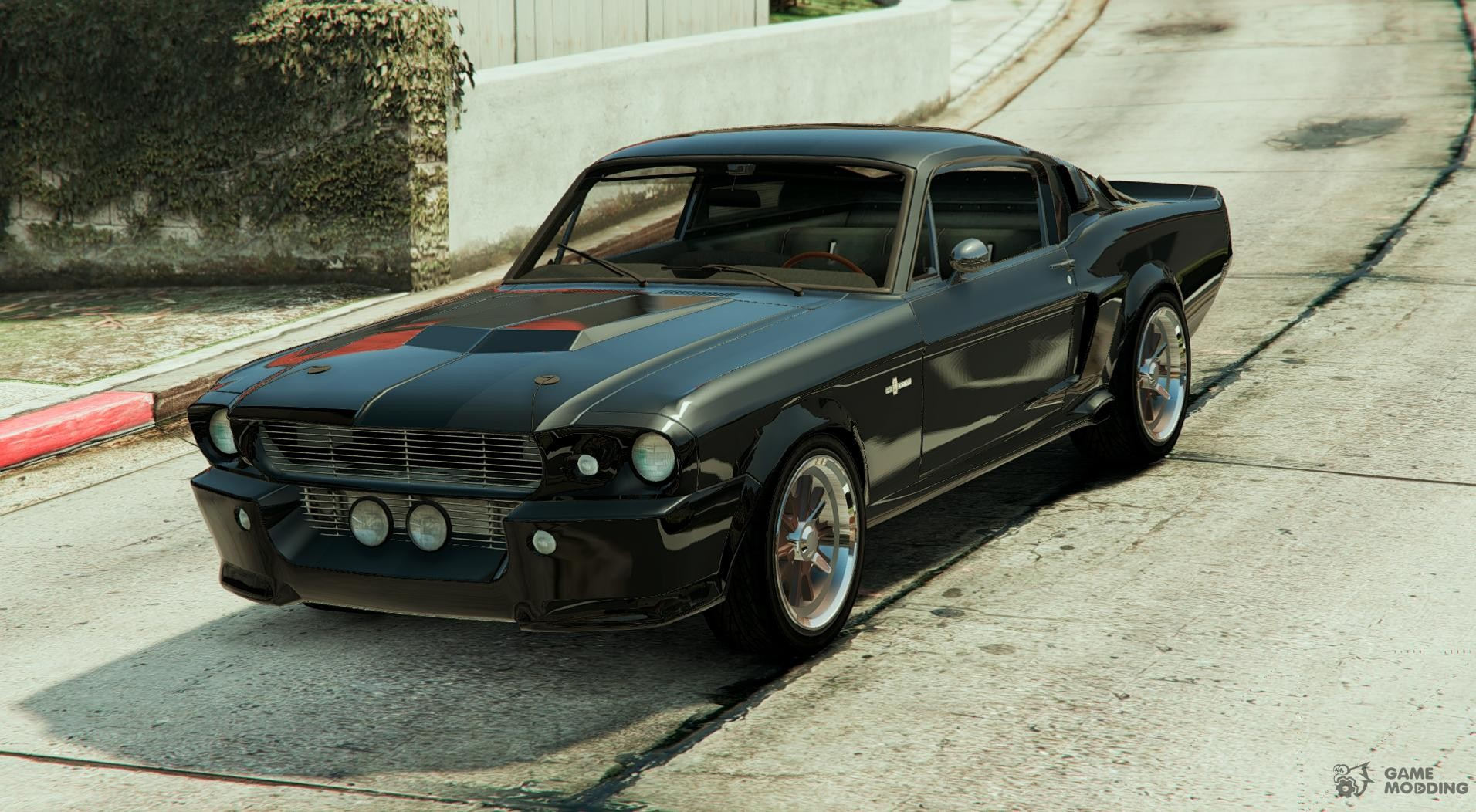 1967 Shelby Mustang GT500 Eleanor for GTA 5