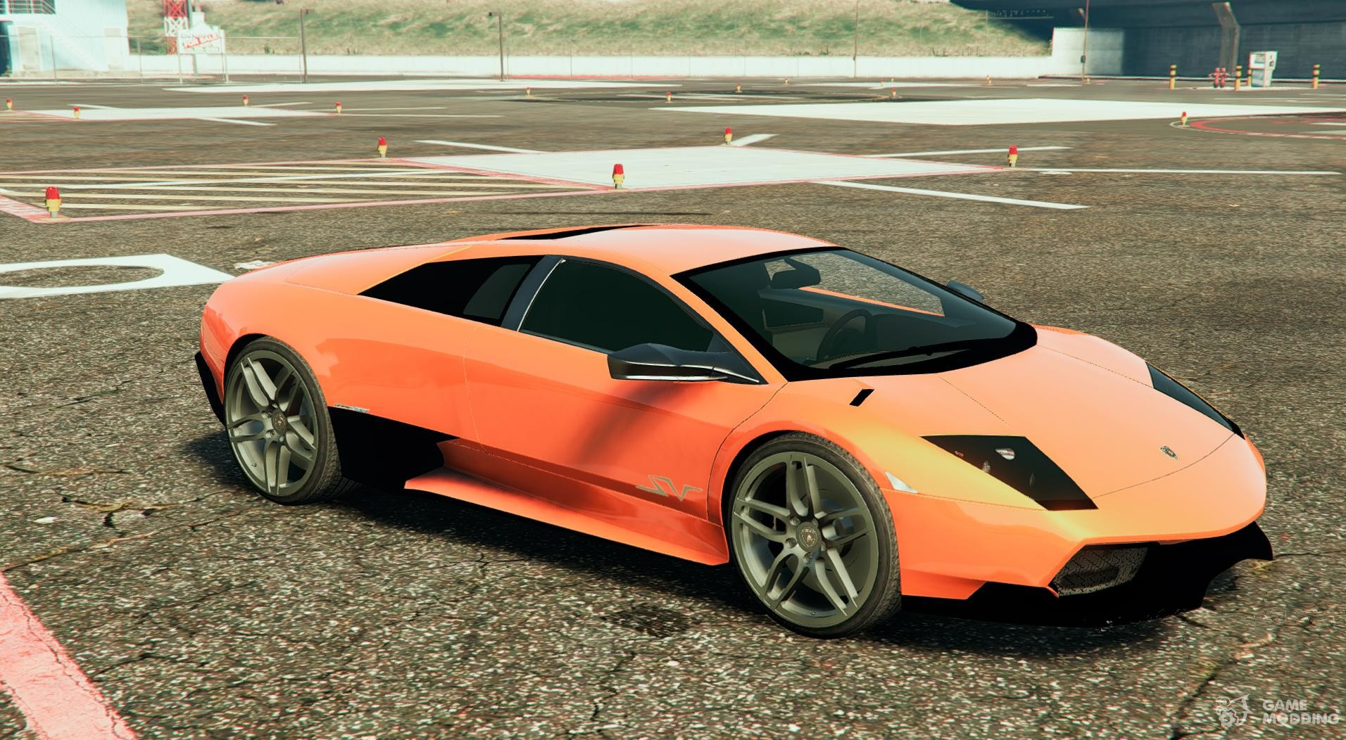 2010 Lamborghini Murcielago Lp 670 4 Sv For Gta 5