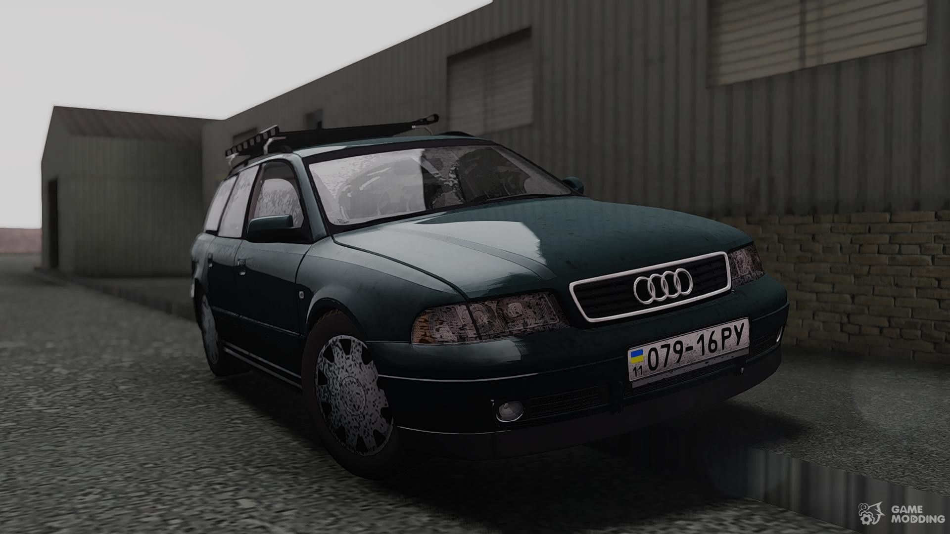 audi b5 a4 avant 2 5 tdi for gta san andreas. Black Bedroom Furniture Sets. Home Design Ideas