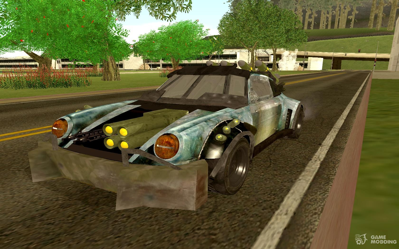 Death Race For Gta San Andreas