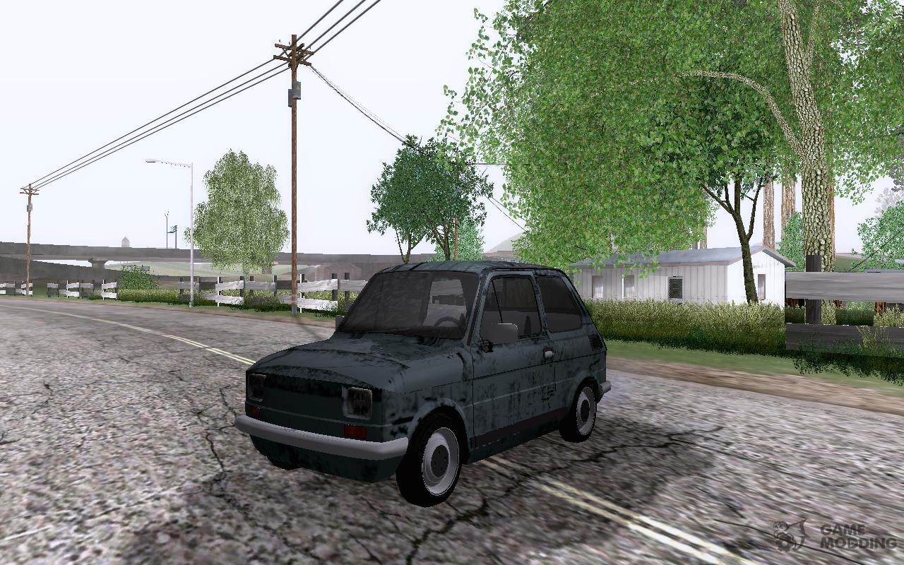 126p (maluch) for gta san andreas