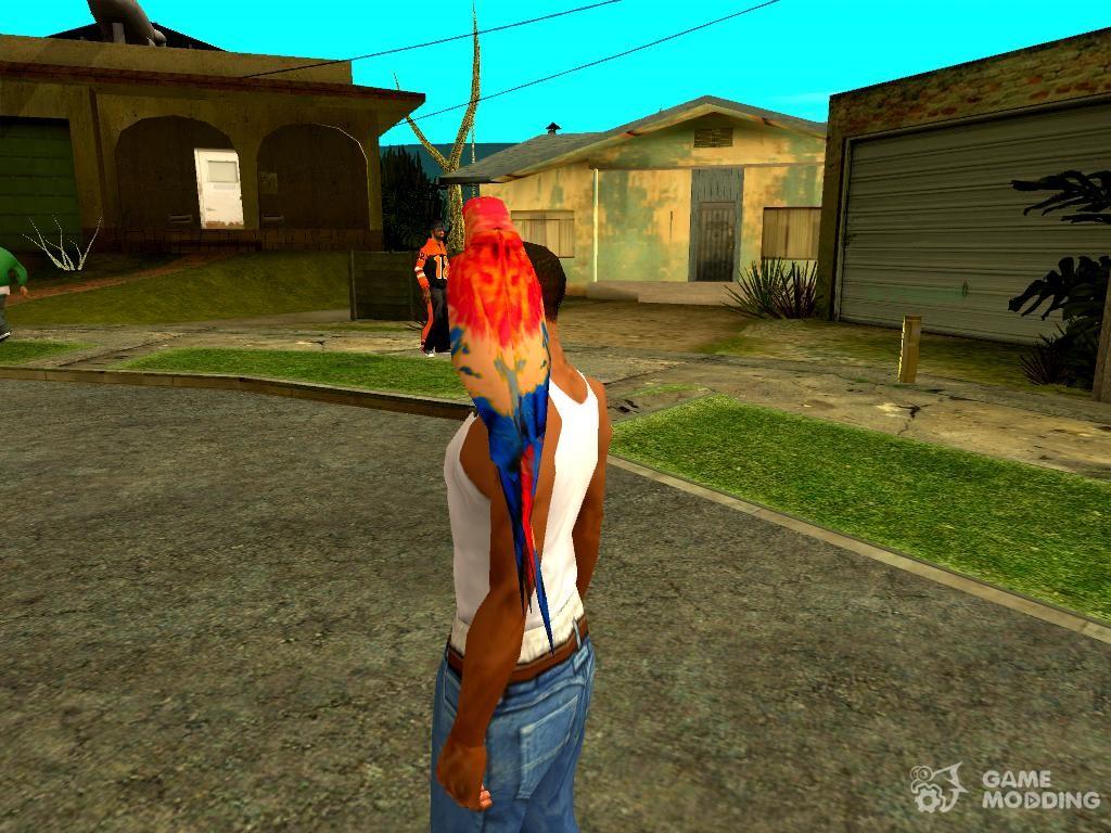 Parrot ' version 1 for GTA San Andreas