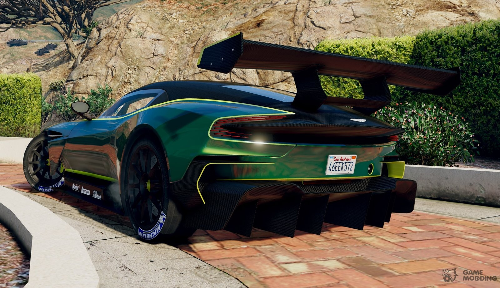 Aston Martin Vulcan V1 0 For Gta 5