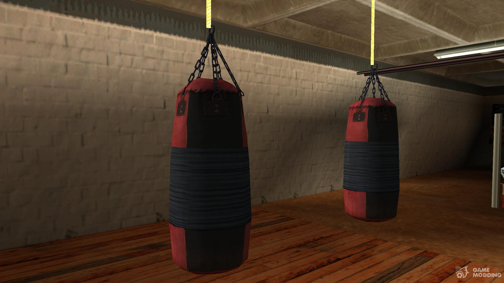 Boxing Punching Bag For GTA San Andreas