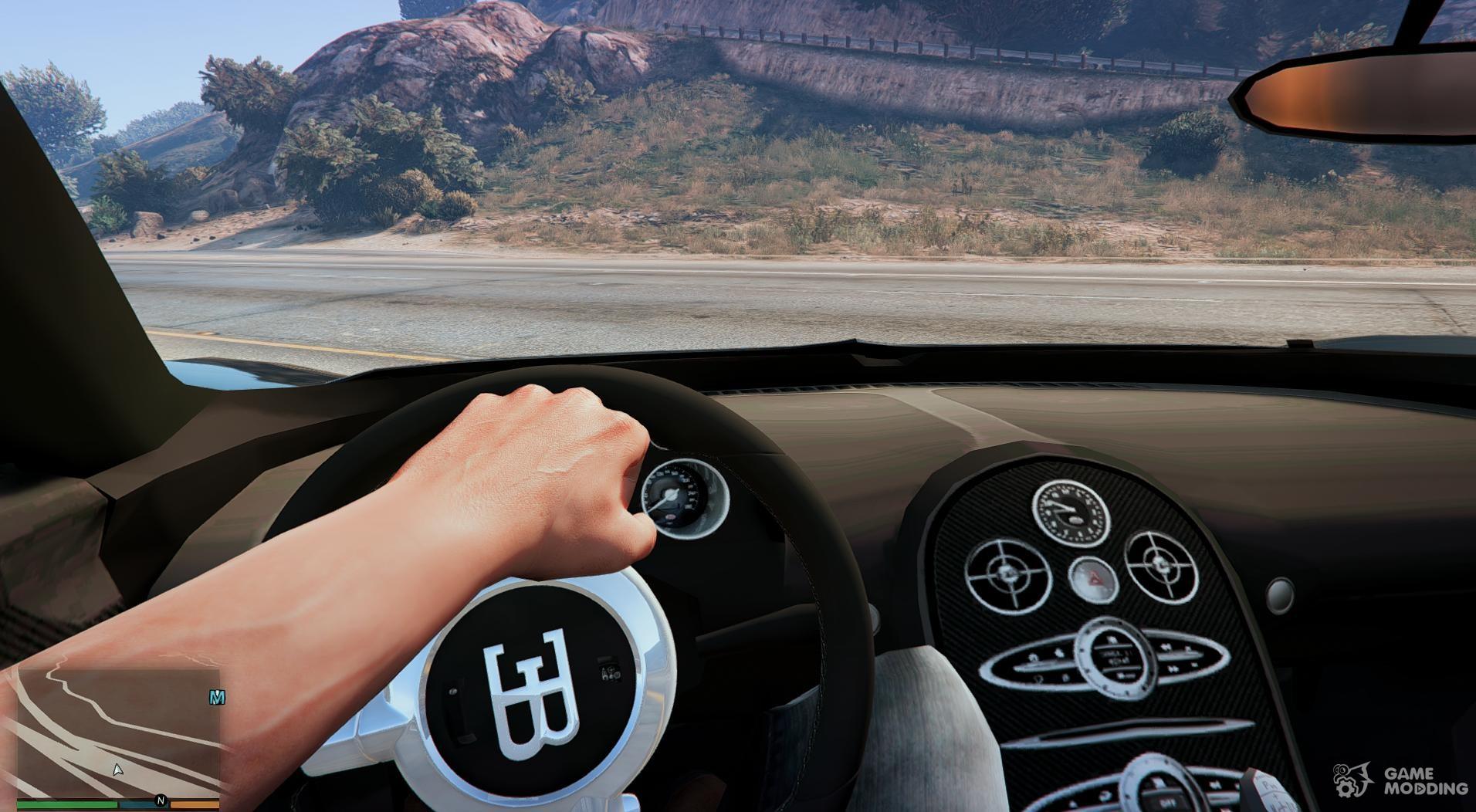 bugatti veyron vitesse v2 5 1 for gta 5. Black Bedroom Furniture Sets. Home Design Ideas