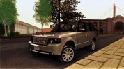 Range Rover Supercharged Series III
