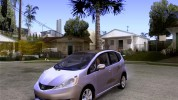Honda Jazz (Fit)
