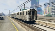 2008 Liberty City Metro Train