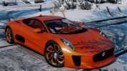 Jaguar C-X75  BETA