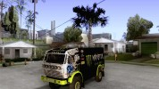 KAMAZ Master 4911 Monster Energy