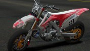 Honda CRF 450 Turbo Motard