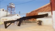 GTA V Shrewsbury Pump Shotgun