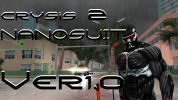 Crysis 2 NANOSUIT HD