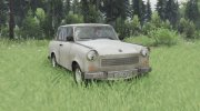 Trabant 601 for Spintires 2014 miniature 1