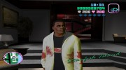 Zombie Franklin V.2.1 for GTA Vice City miniature 1