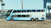 Al-Hilal S.F.C Bus for GTA 5 miniature 2