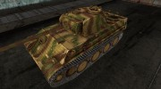 PzKpfw V Panther Hellwi для World Of Tanks миниатюра 1