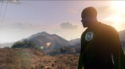 Green Lantern - Franklin 1.1 for GTA 5 miniature 6
