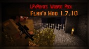 LPxPlayers Weapon Pack для Flan's Mod for Minecraft miniature 1