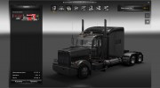 Peterbilt 389 for Euro Truck Simulator 2 miniature 1