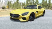 Mercedes-Benz AMG GT Coupe (C190) 2014 for BeamNG.Drive miniature 1