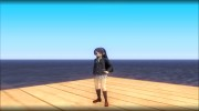 K - ON Remake Mio Akiyama for GTA San Andreas miniature 1