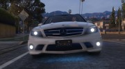 2014 Mercedes-Benz C63 AMG W204 1.0 for GTA 5 miniature 8