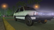 FSO Polonez 1500 for GTA Vice City miniature 3