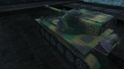 Шкурка для AMX 13 75 №27 for World Of Tanks miniature 3