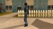 Swat из Point Blank for GTA San Andreas miniature 2