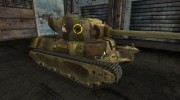 M6A2E1 mossin для World Of Tanks миниатюра 5