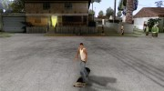 Snowboard for GTA San Andreas miniature 1
