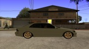 Lexus IS300 Tunable for GTA San Andreas miniature 5