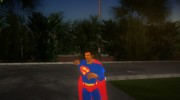 Tommy Becom Superman for GTA Vice City miniature 4