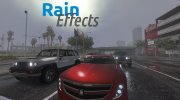 Rain Enhancement Effects 1.5 for GTA 5 miniature 2