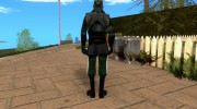 Combine Soldier (MetroPolice) for GTA San Andreas miniature 3