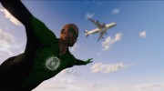 Green Lantern - Franklin 1.1 for GTA 5 miniature 3