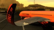 Airbus A350-941 XWB - Airbus House Colors для GTA San Andreas миниатюра 6